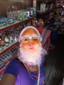 Santa Face!